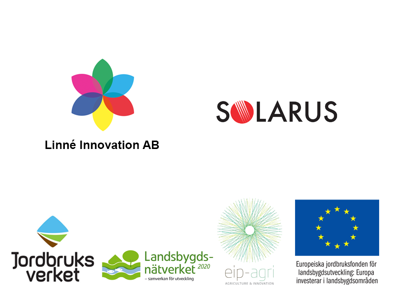 Solarus & Linné Innovation started collaboration in Envirohouse project